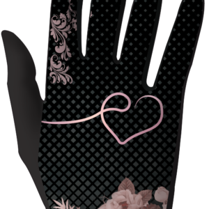 Gants de GRENOBLE «LOVE & HATE» taille M